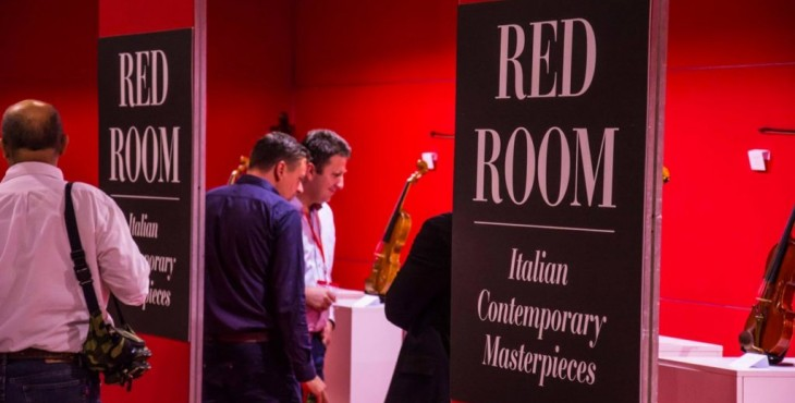 Red Room: le eccellenze della liuteria italiana contemporanea