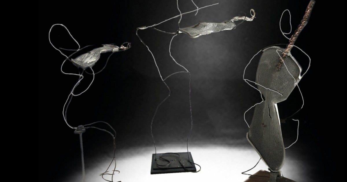 The fascinating sculptures… for orchestra by the enigmatic and very modern M'horò