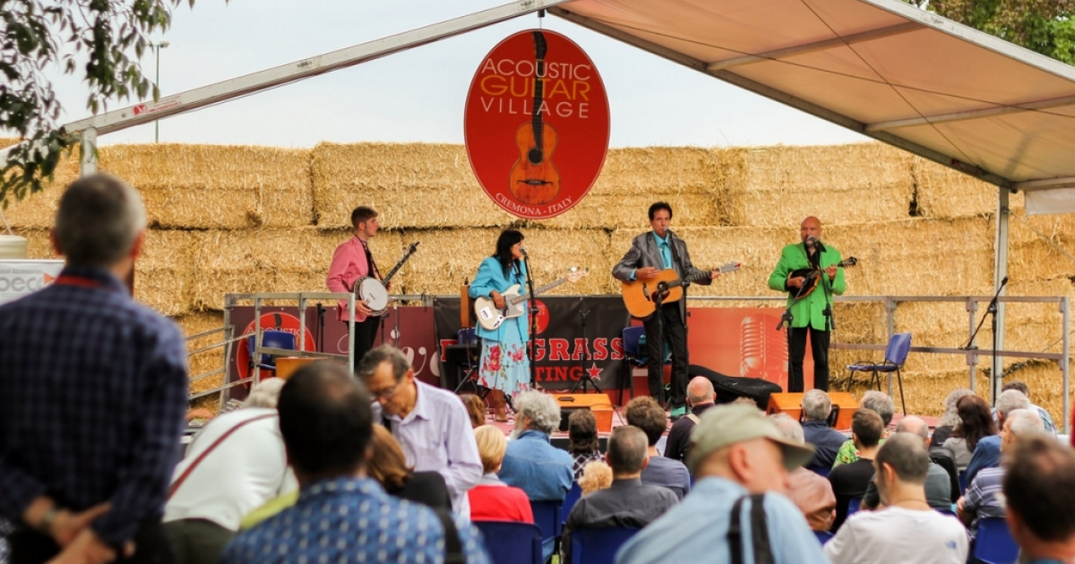 6th Italian Bluegrass Meeting