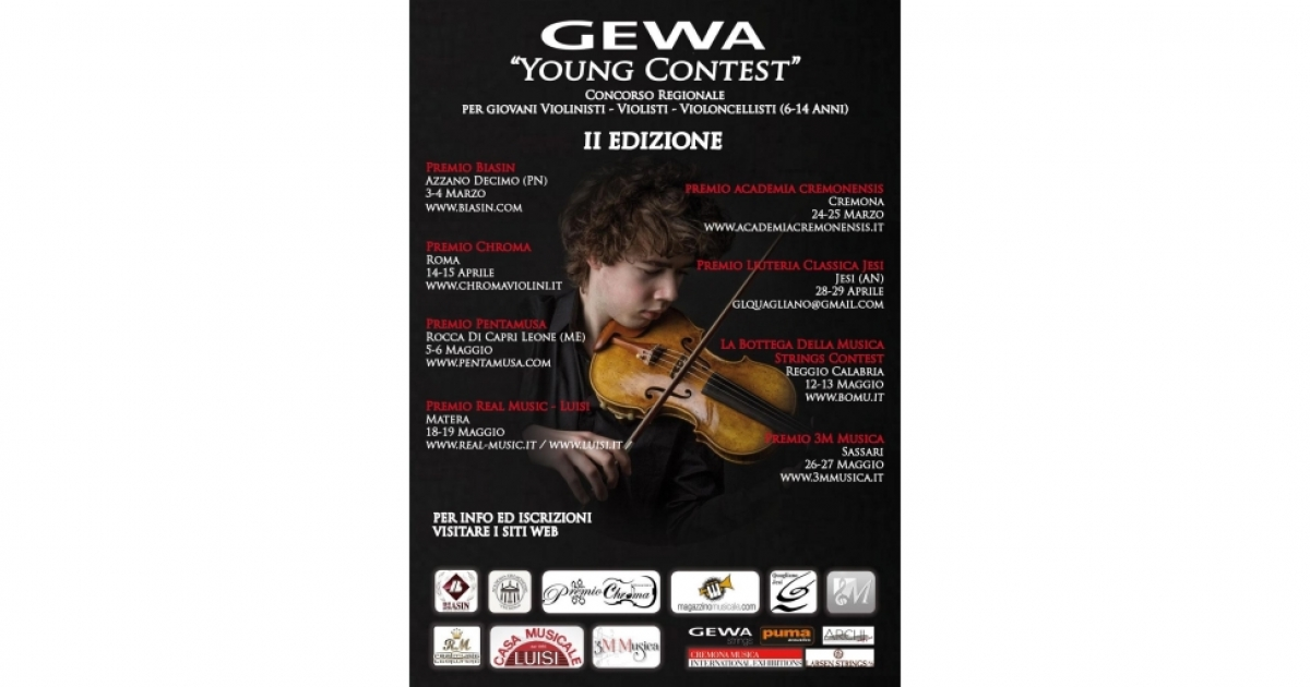 GEWA Young Contest, National Final