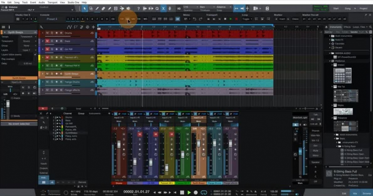 Studio One 4, the DAW of the future