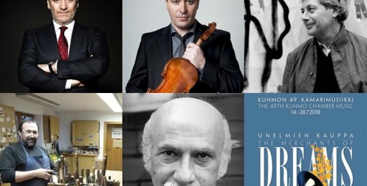 Cremona Musica Awards: Premiazione di Valery Gergiev e Giya Kancheli