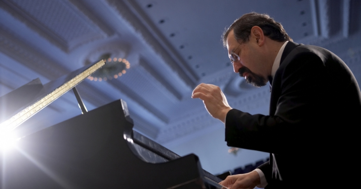 Steinway Piano Festival - Boris Berman Concert
