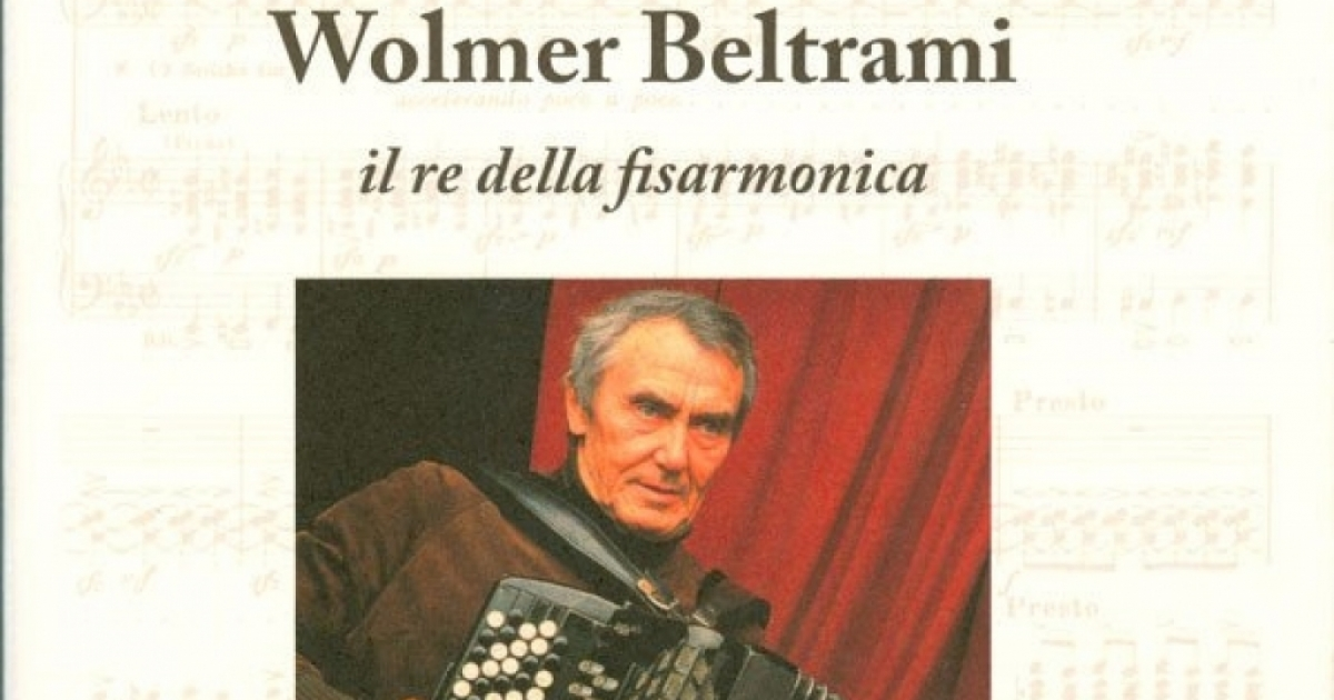 "Wolmer Beltrami's biography ""Il re della Fisarmonica"", by Alberto Madidini - Book Presentation"
