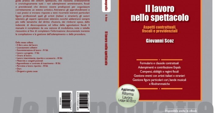 """""""Professione Musicista"""": Seminario di Giovanni Scoz e Valentina Lo Surdo - in diretta Facebook"""
