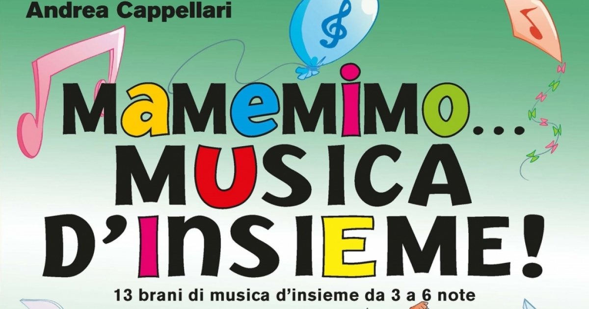 MaMeMiMo Musica – presentation of the series and kids' show
