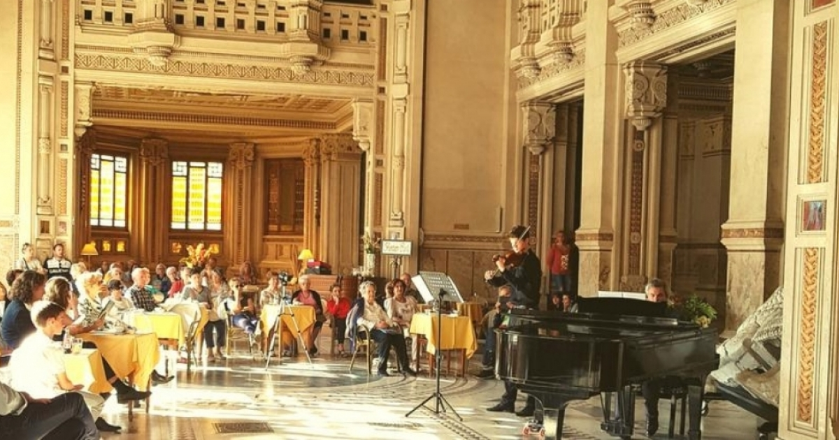 I Musici di Parma, Yulia Berinskaya, with the participation of Luca Ciammarughi: The challenges of 2019: from training to the stage