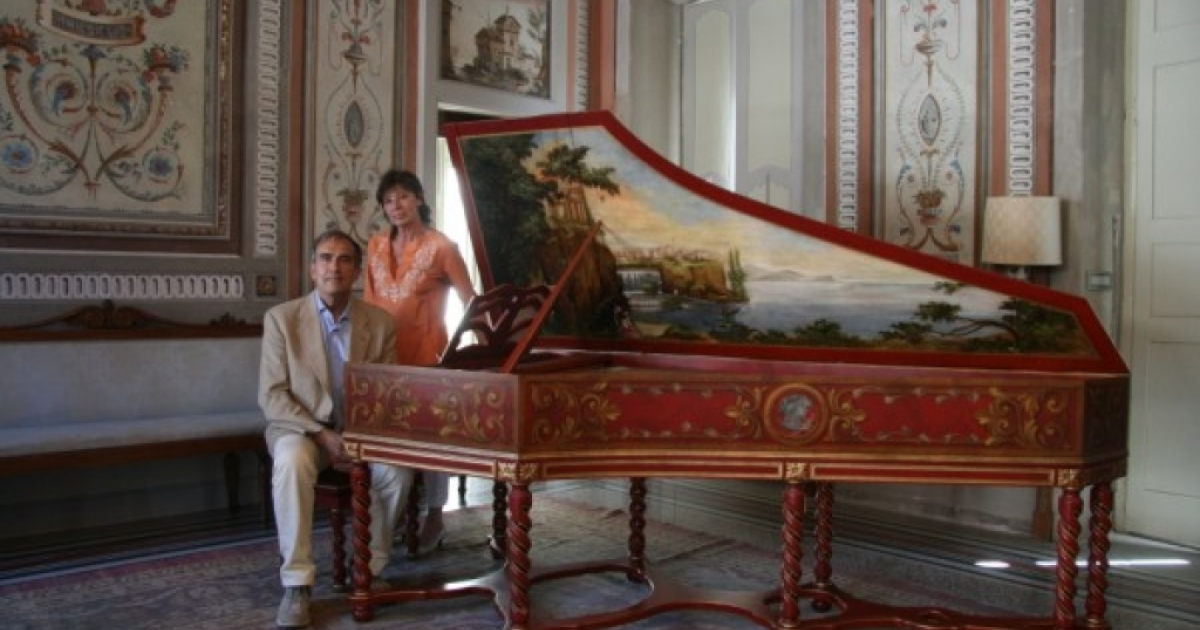 "Presentation of the ""Italian Piano Experience"" keyboard instruments exhibition"