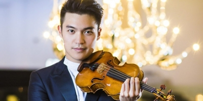 The video-contest that makes you play with Ray Chen and the LA Philharmonic