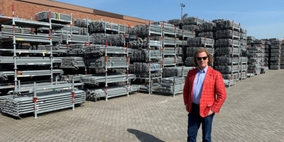 Violinist André Rieu offers 700 tons of steel to restore Notre Dame
