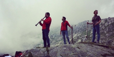 "Alessandro Carbonare and the Clarinet Trio: ""I met two amazin musicians that wanted to be part of this journey"""