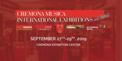 Seven days to Cremona Musica 2019 (27-29 September): everything you need to know about the new edition
