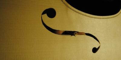 Peguiron, il liutaio giramondo ispirato dai classici italiani