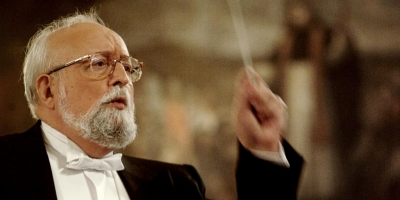 The Polish composer Penderecki passed away at the age of 86