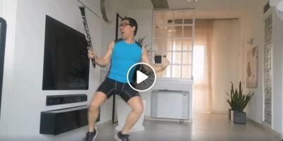 How to make 'exercises' during the lockdown, with Alessandro Carbonare
