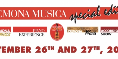 A Special Edition of Cremona Musica