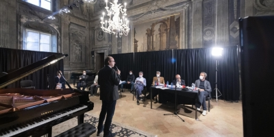 DISKLAVIER COMPOSERS CONTEST - THIRD EDITION