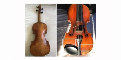 How a Guarneri violin was discovered in the attic